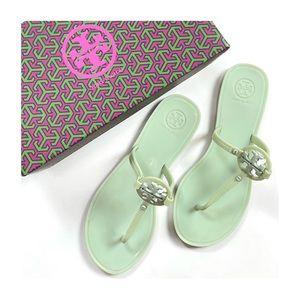 Tory Burch Mini Miller Jelly Sandals